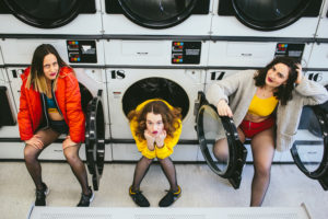 2 O'Clock Beauty Queens- An unapologetic Female Dance Trio