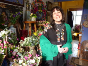 Women in Business: Floriography And Healing Spaces CIC