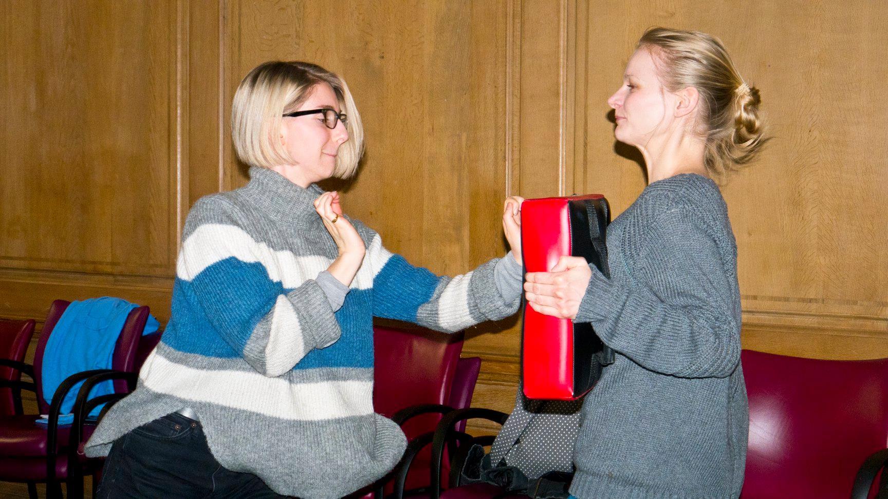 Krav Maga: Practical self-defence for Women