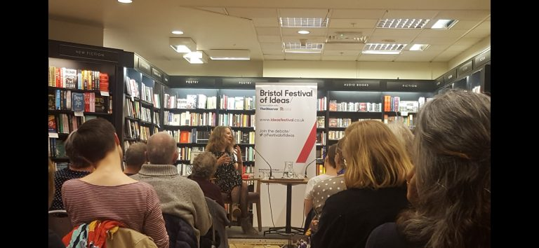 Joan Smith at the Festival of Ideas – Home Grown: How Domestic Violence Turns Men into Terrorists