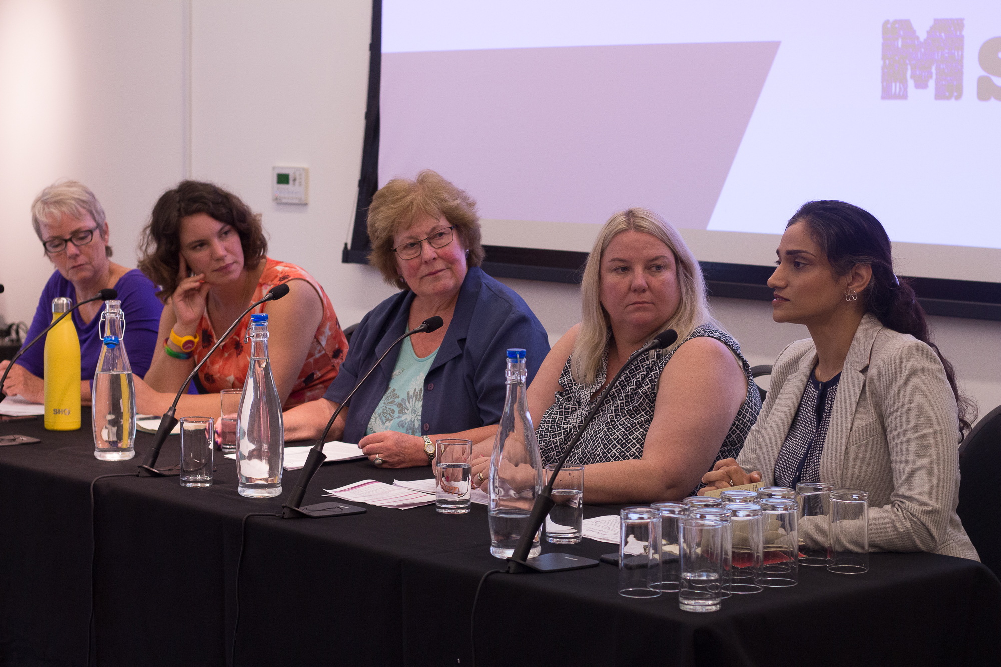 Discussing the Politics and Economics of Women in Trade at the M Shed.